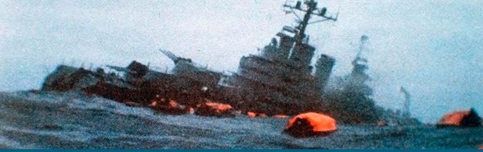 Hoy se conmemora el Día Nacional del Crucero A.R.A. General Belgrano: ¿Qué sucedió un 2 de mayo de 1982?