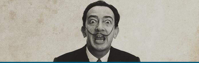 Salvador Dalí El Historiador