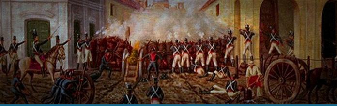 la invasión inglesa de 1806 y la reconquista de buenos aires el