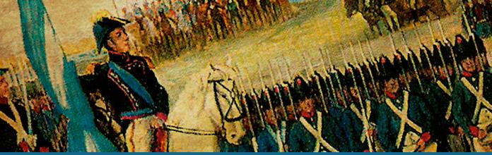 Belgrano Crea La Bandera Nacional El Historiador