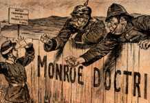Alberdi y la doctrina Monroe