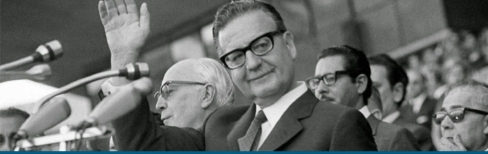 4 De Septiembre De 1970 Salvador Allende Se Impone En Las Elecciones Presidenciales En Chile El Historiador